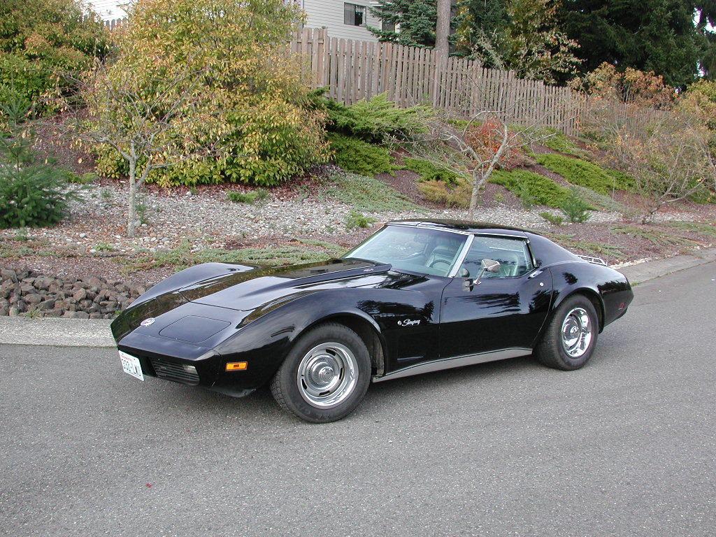1974 Corvette 454