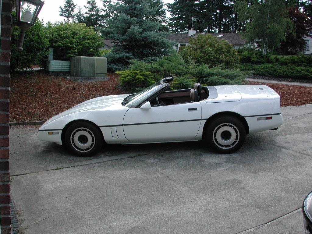 1989 Corvette Convertible