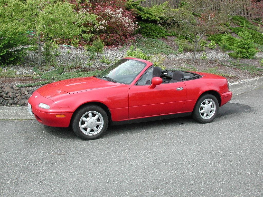 1993 Mazda Miata Automatic