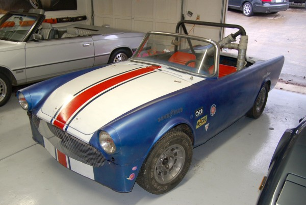 1965 Sunbeam Alpine Racer