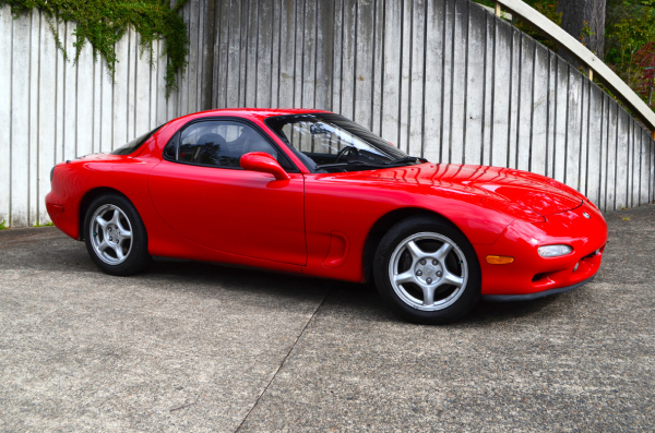 1993 RX7 Touring
