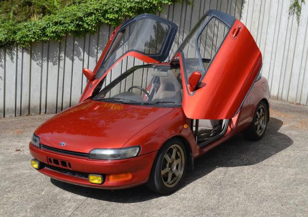 1992 Toyota Sera