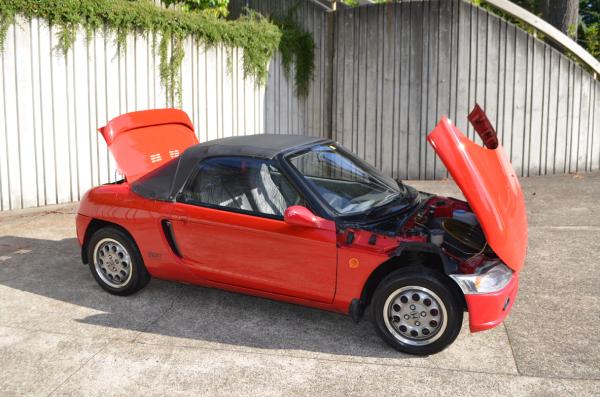 1991 Honda Beat - Time Capsule Original 6,800 miles!