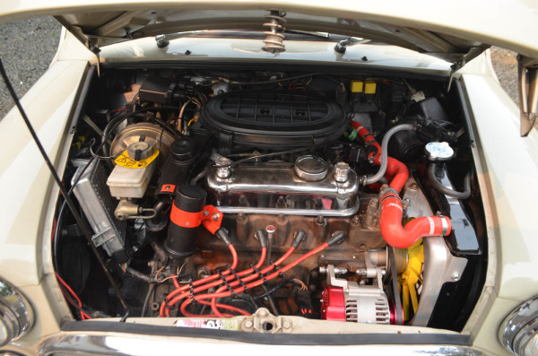 1992 Mini Cooper 1.3Spi Y-Code High Compression at Class Winners