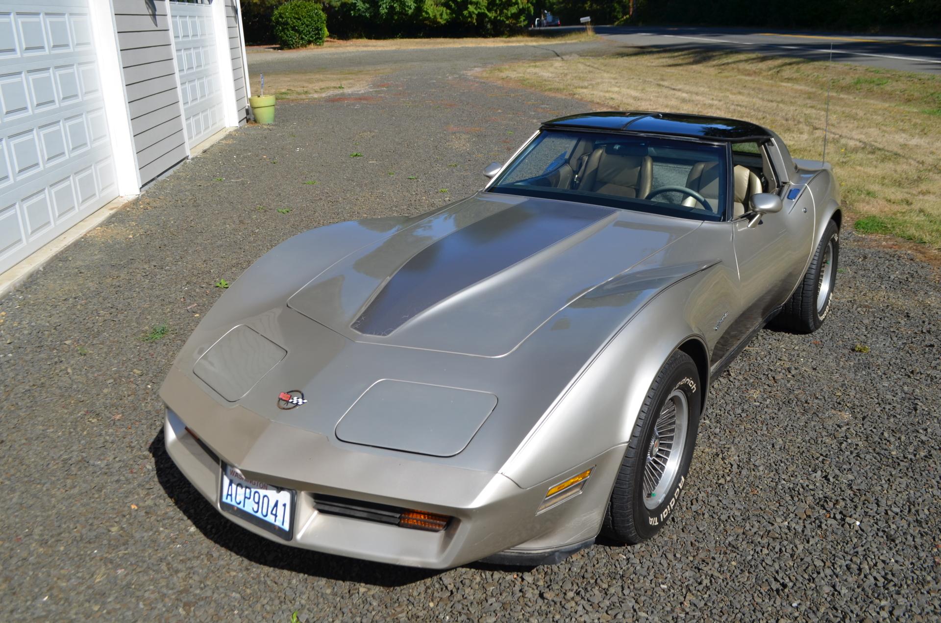 1982 Corvette Collectors Edition