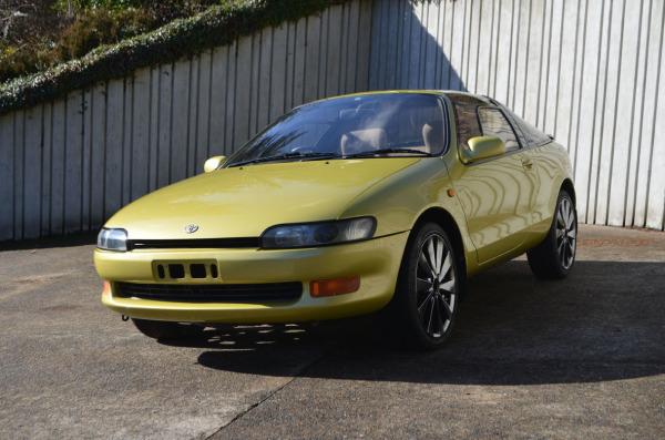 1991 Toyota Sera at Class Winners