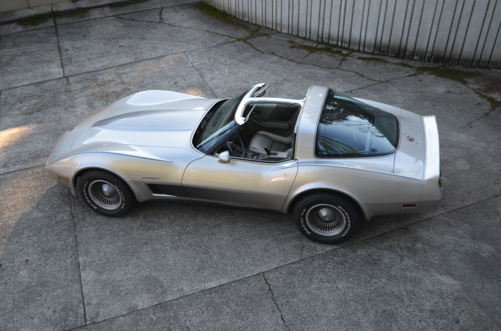 Class Winners Seat of The Pants Video 1982 Chevy Corvette Collector's Edition