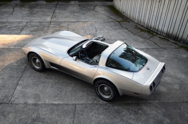 1982 Chevy Corvette Collector's Edition Sold by Class Winners
