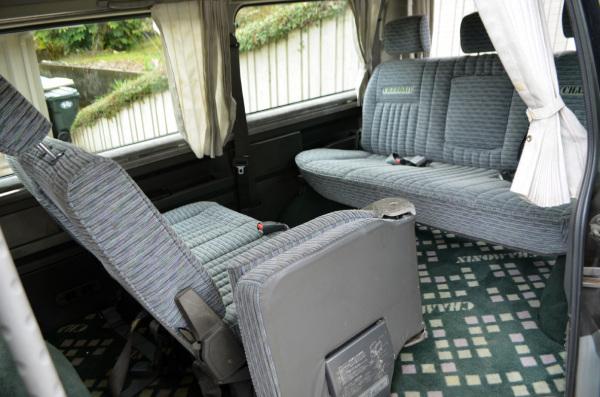 1992 Mitsubishi Delica at Class Winners