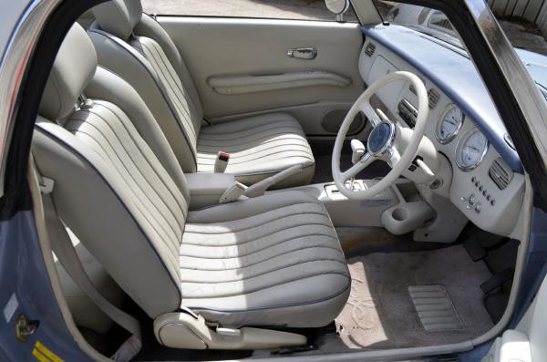 1991 Nissan Figaro at Class Winners