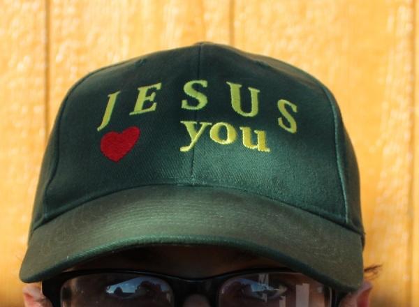 JESUS loves you !