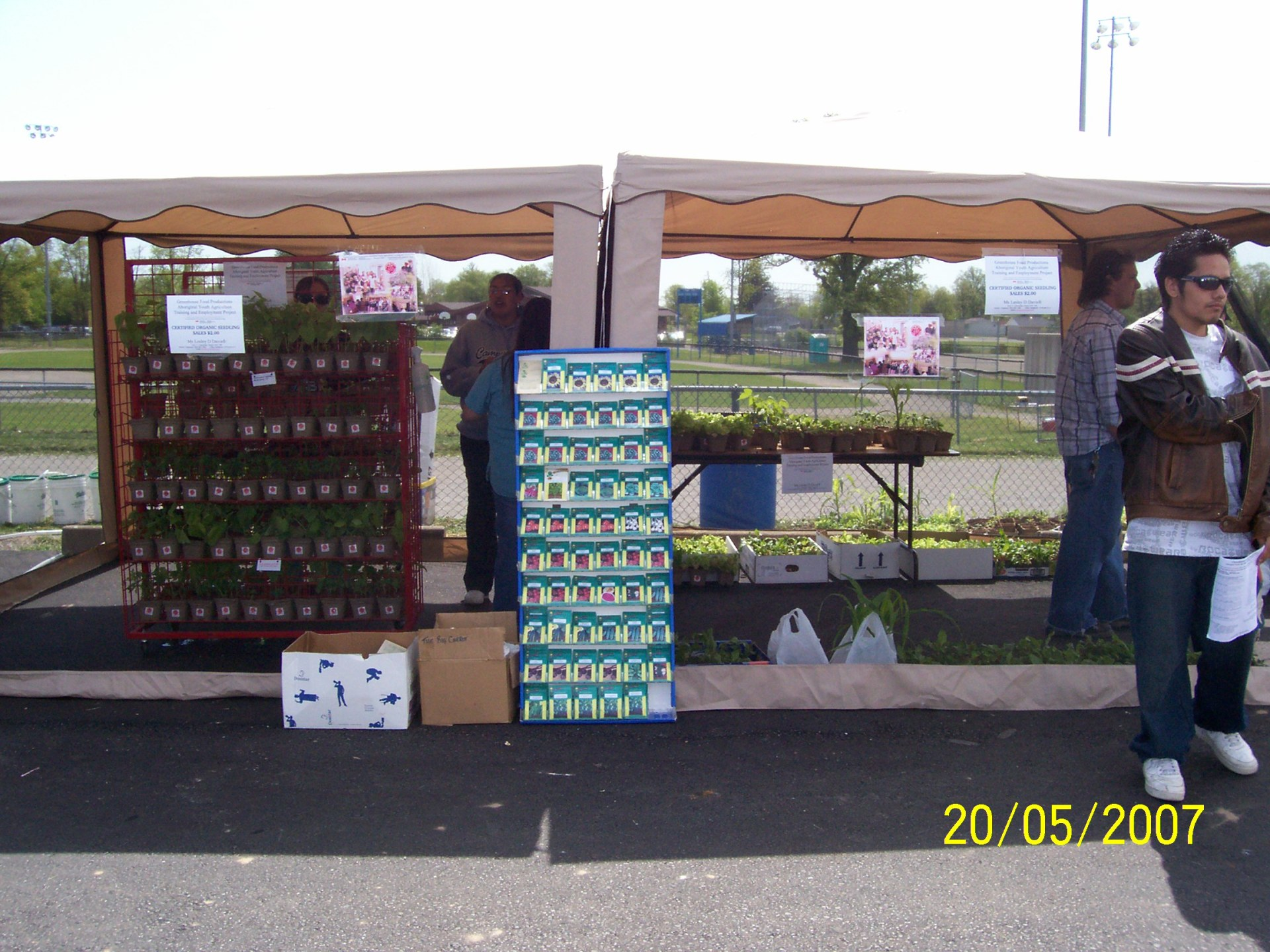 Bread and Cheese Day Seedlings Sales
