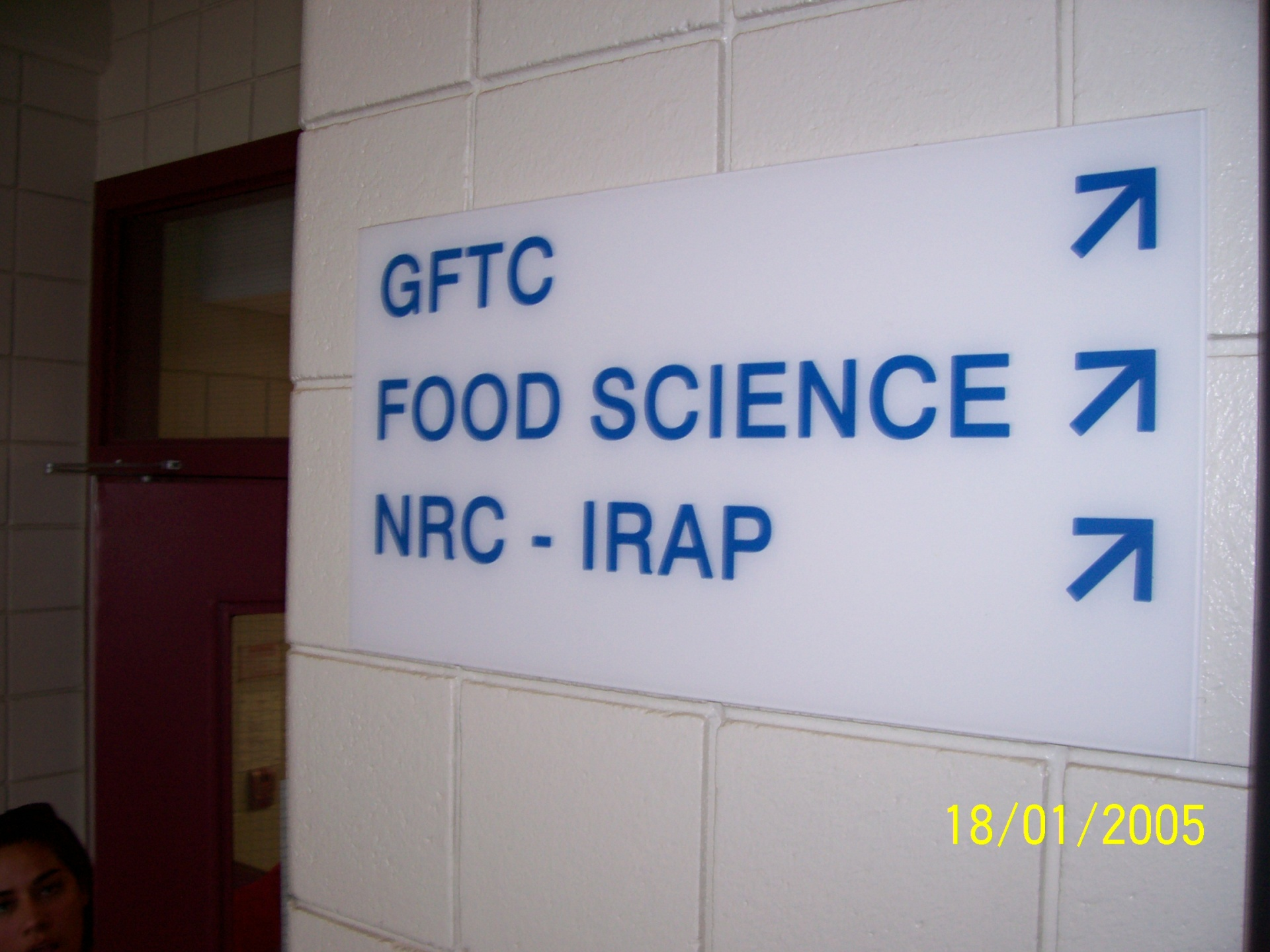 Food Science - Guelph Food Technology Centre - GFP 2007 and 2009