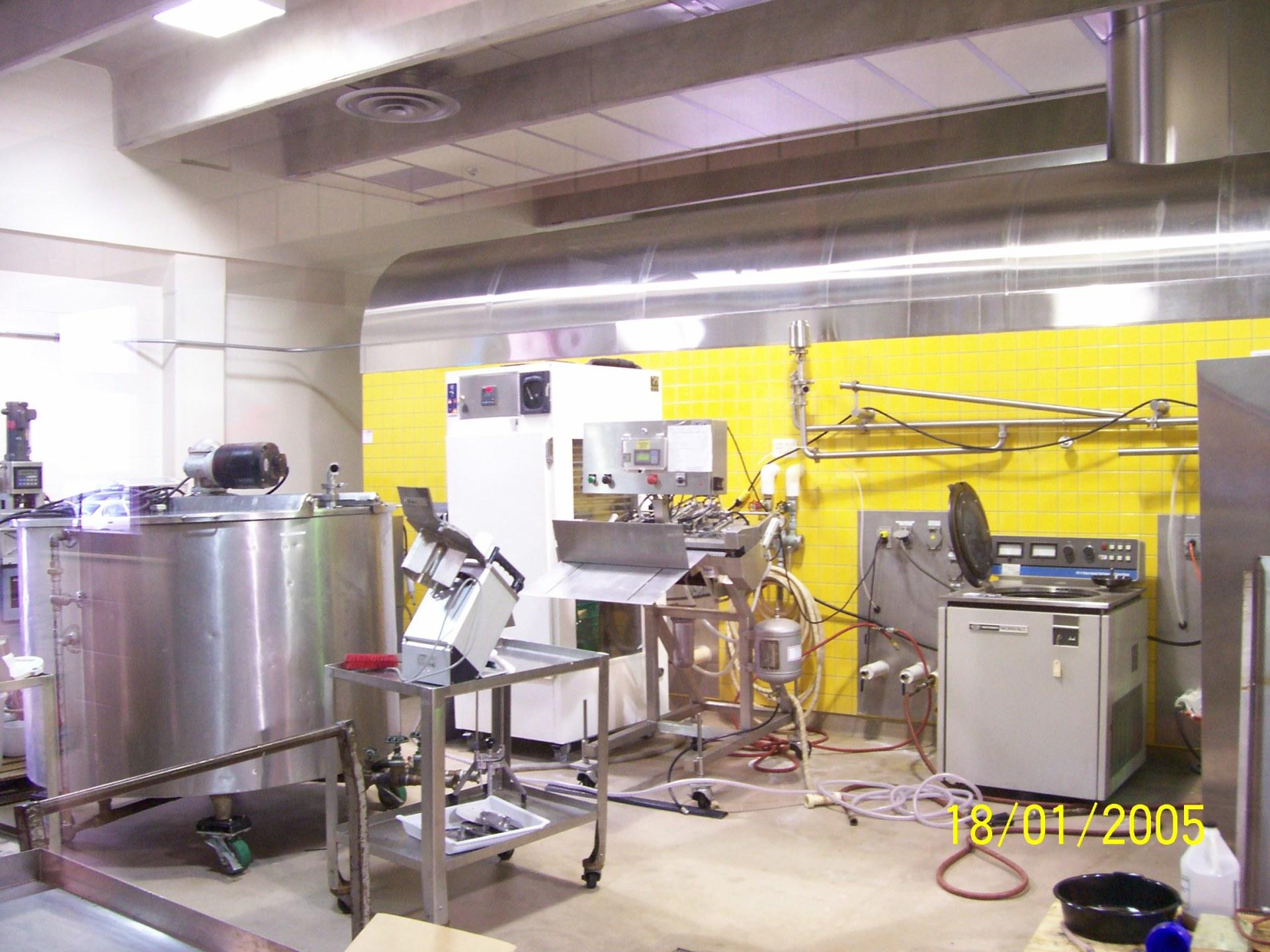 DECO Label Factory Workshop GFP Academic Tour 2007