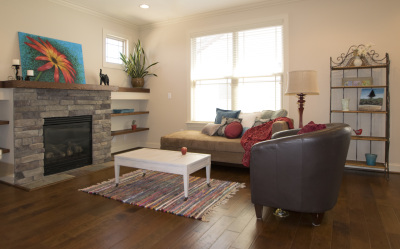 stage, staging, dining room, clutter free