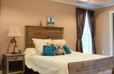 Stage, staging, condo, living room, great room, greenville, sc, simpsonville