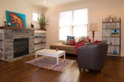Open floor plan Great Room