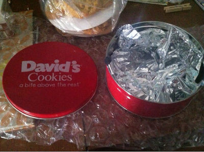 David's Cookies Review