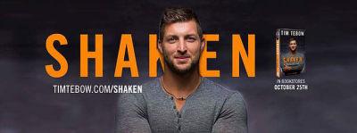 Shaken Book Review