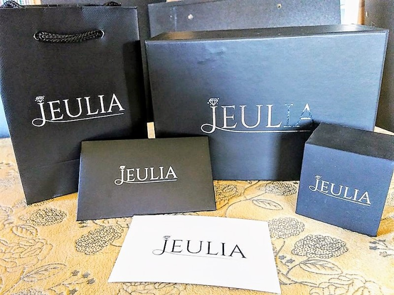 Jeulia Jewerly Unboxing Reveal & Review