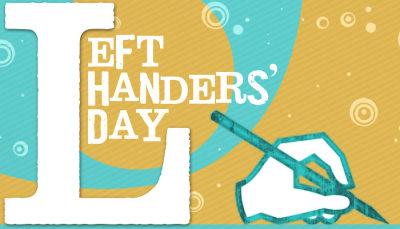 International Lefthanders Day!
