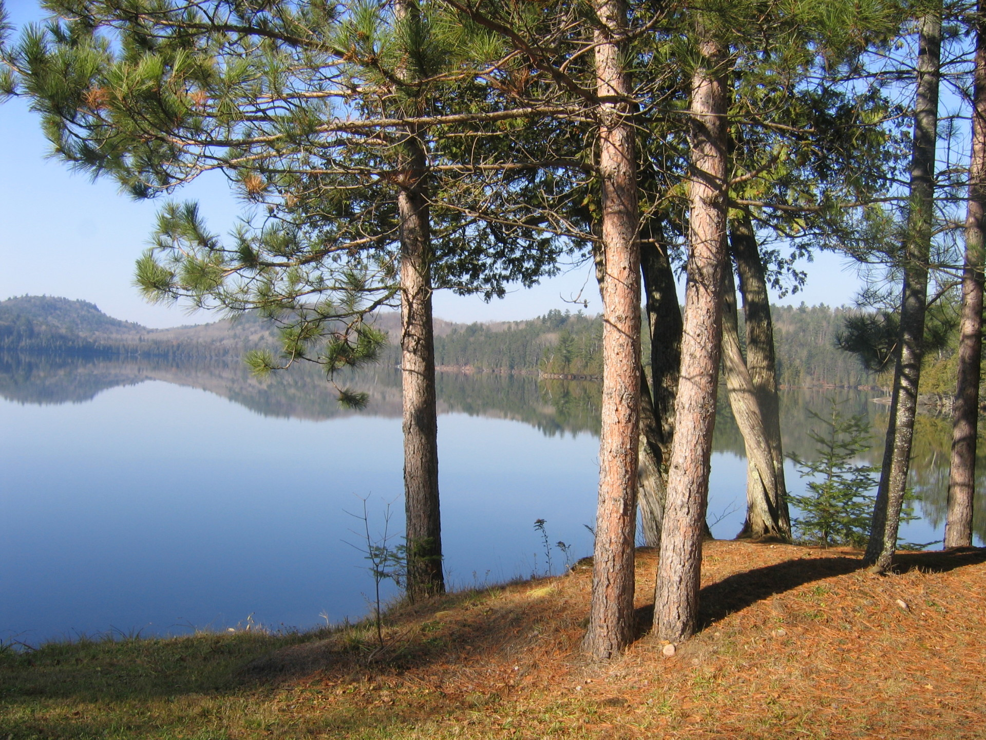 View of Lake at Madawaska Valley Cottage for Rent