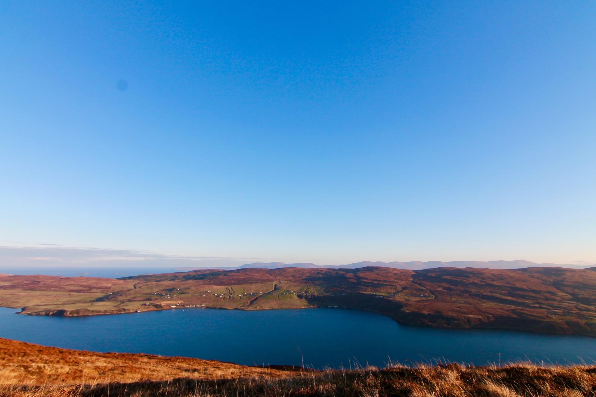 Across the loch from Beinn Bhreac
