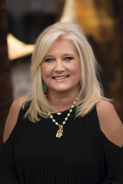 Diane Holliday owner and hairstylist at Champions Hair Salon