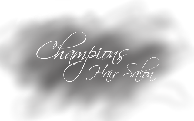 Champions Hair Salon Logo
