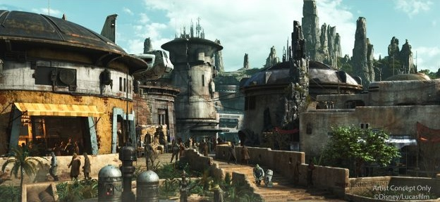 New Info on Star Wars: Galaxy's Edge Revealed at Star Wars Galactic Nights