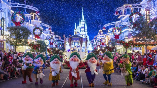 Five Things You Must Do at Mickey's Very Merry Christmas Party
