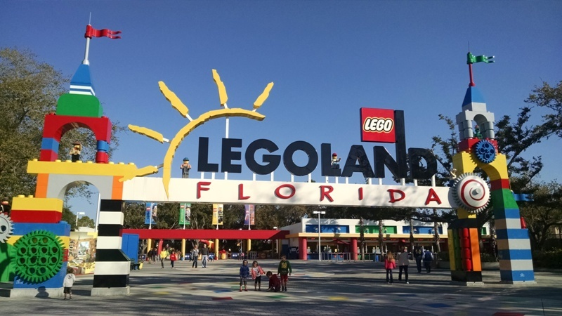 Stay Cool and Dry - Tips from LEGOLAND Florida Resort