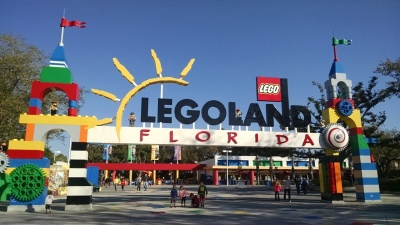 LEGO NINJAGO Officially Opens at LEGOLAND Florida