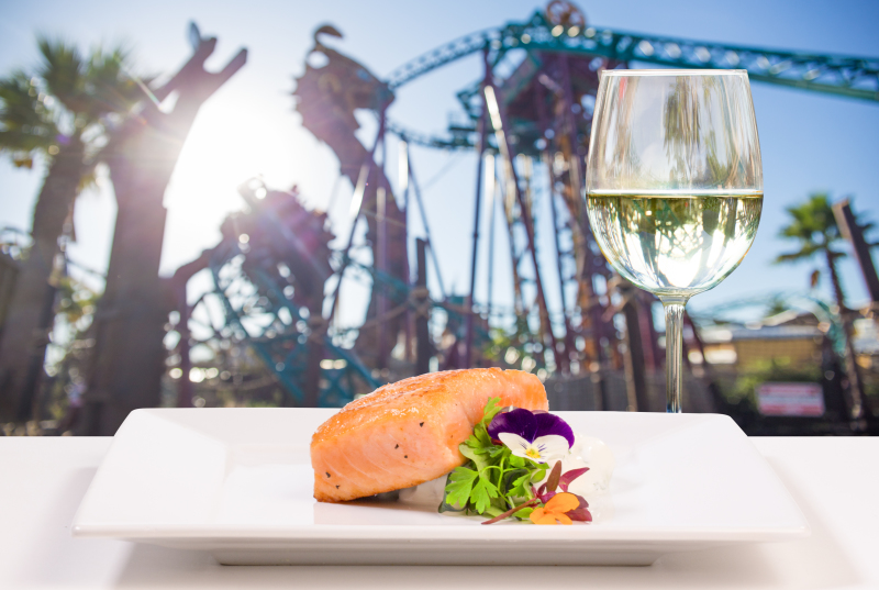 Busch GardensTampa Announces Starting Lineup for Annual Food & Wine Festival