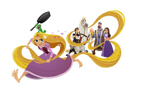 Tangled Before Ever After Trailer