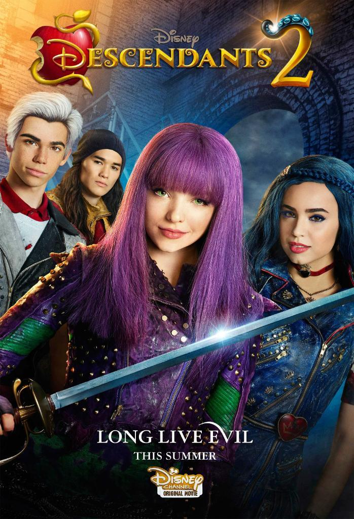 Descendants 2 Teaser Trailer