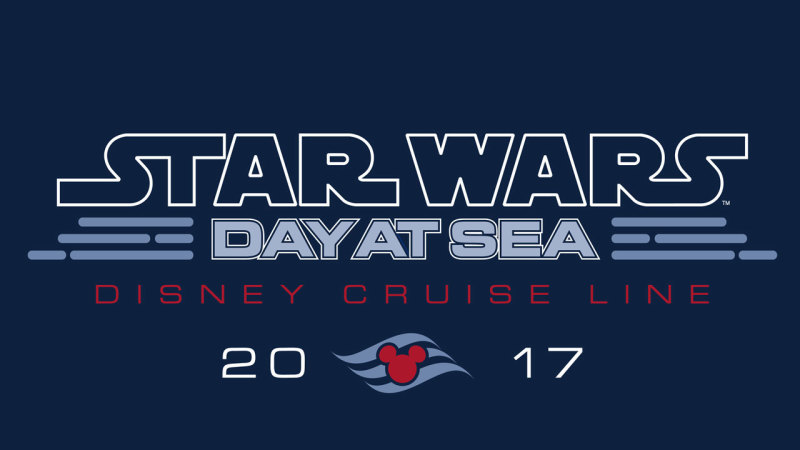 Star Wars Day at Sea Commemorative Merchandise
