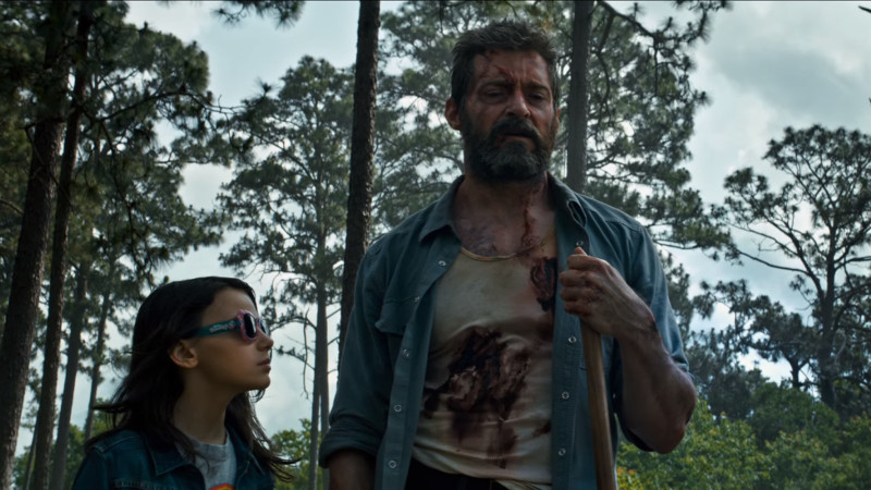 New 'Logan' Trailer 2 Released