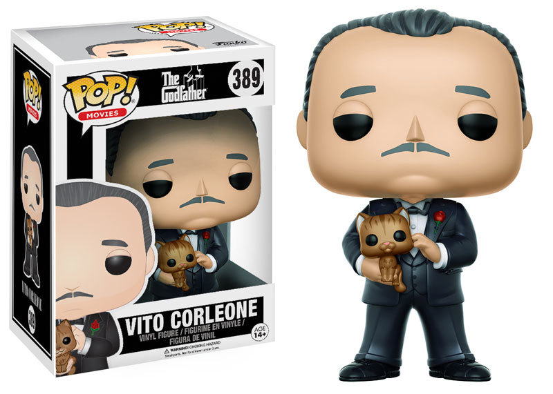 Pop! Movies: The Godfather coming in February