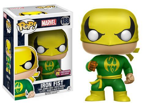 New Previews Exclusive Marvel Pops!