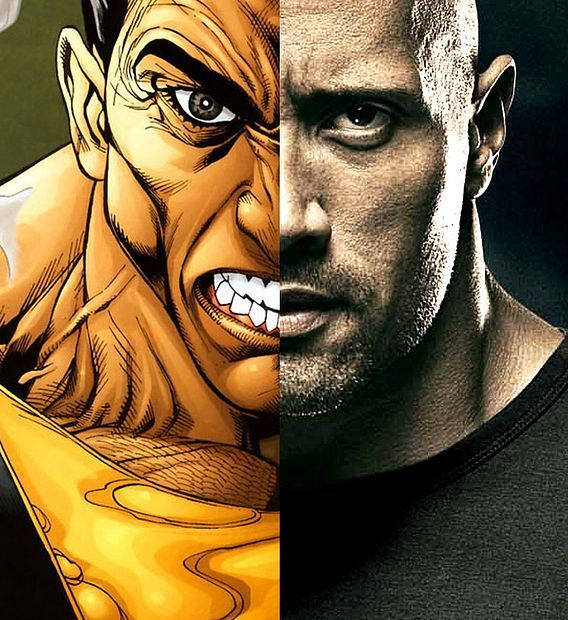 Dwayne Johnson to Play Black Adam in New Line's 'Shazam'