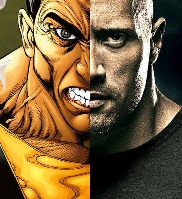 Dwayne Johnson to Play Black Adam in New Line's 'Shazam'