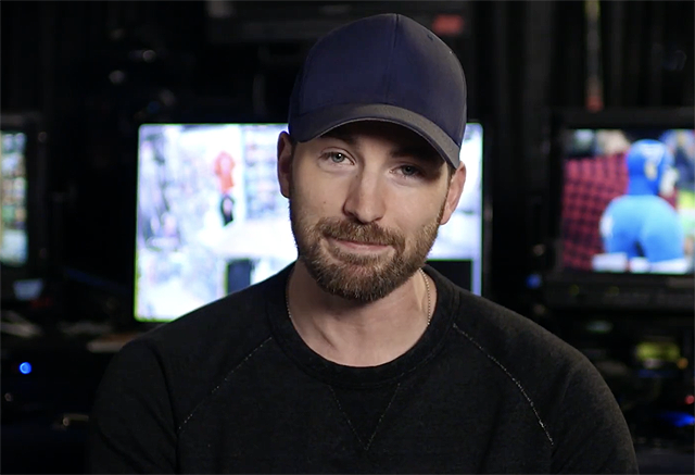 Chris Evans Pranks Comic Fans with a Surprise Escape Room