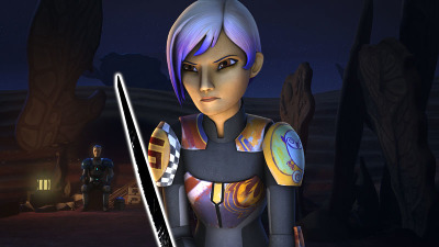 Star Wars Rebels 'Trials of the Darksaber' Extended Trailer