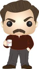 Parks and Recreation Pop! Concept Artwork