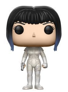 Ghost in the Shell Pops