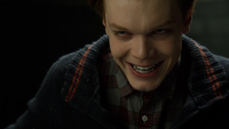 Gotham 'Turn that Frown Upside Down' S3E14