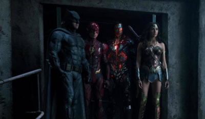 New Image of Justice League