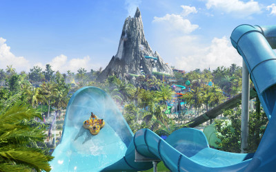Universal Orlando Announces Opening Day for Volcano Bay