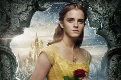 Beauty and the Beast Motion Posters Released by Disney